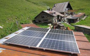 fotovoltaico Stand Alone (con batterie)